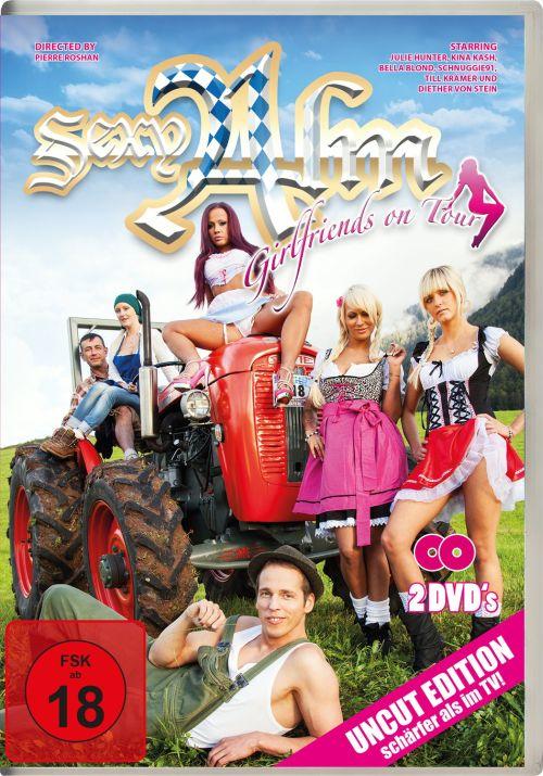 Sexy Alm - Girlfriends on Tour Vol. 4 (3 Discs, Uncut