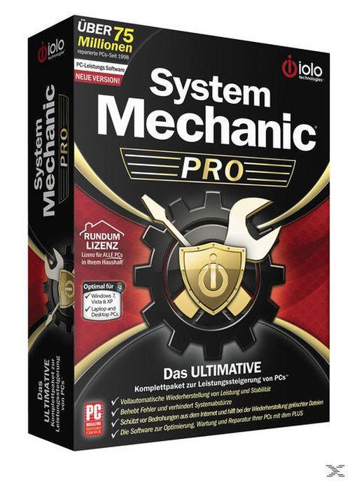 Нажмите на эту ссылку, чтобы перейти к NEW! iolo System Mechanic w/ System