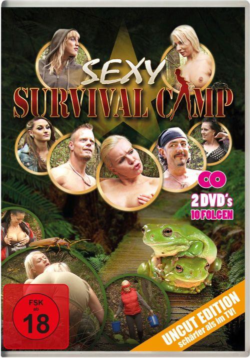 Sexy survival camp porn