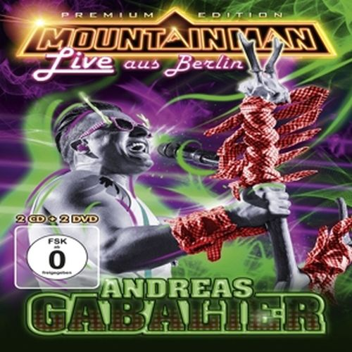 Mountain Man Live Aus Berlin Andreas Gabalier Dcd Www