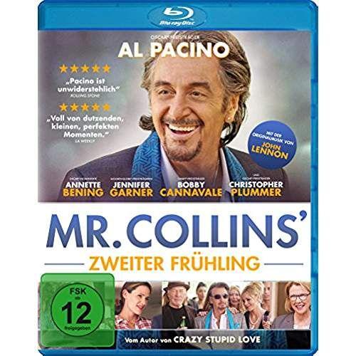 Mr Collins Zweiter Frühling Dan Fogelman Blu Ray Disc Www