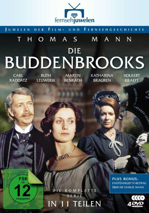 Serien Len die buddenbrooks die komplette serie in 11 teilen 4 discs