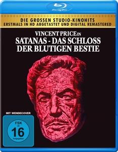 Satanas – Das Schloß Der Blutigen Bestie