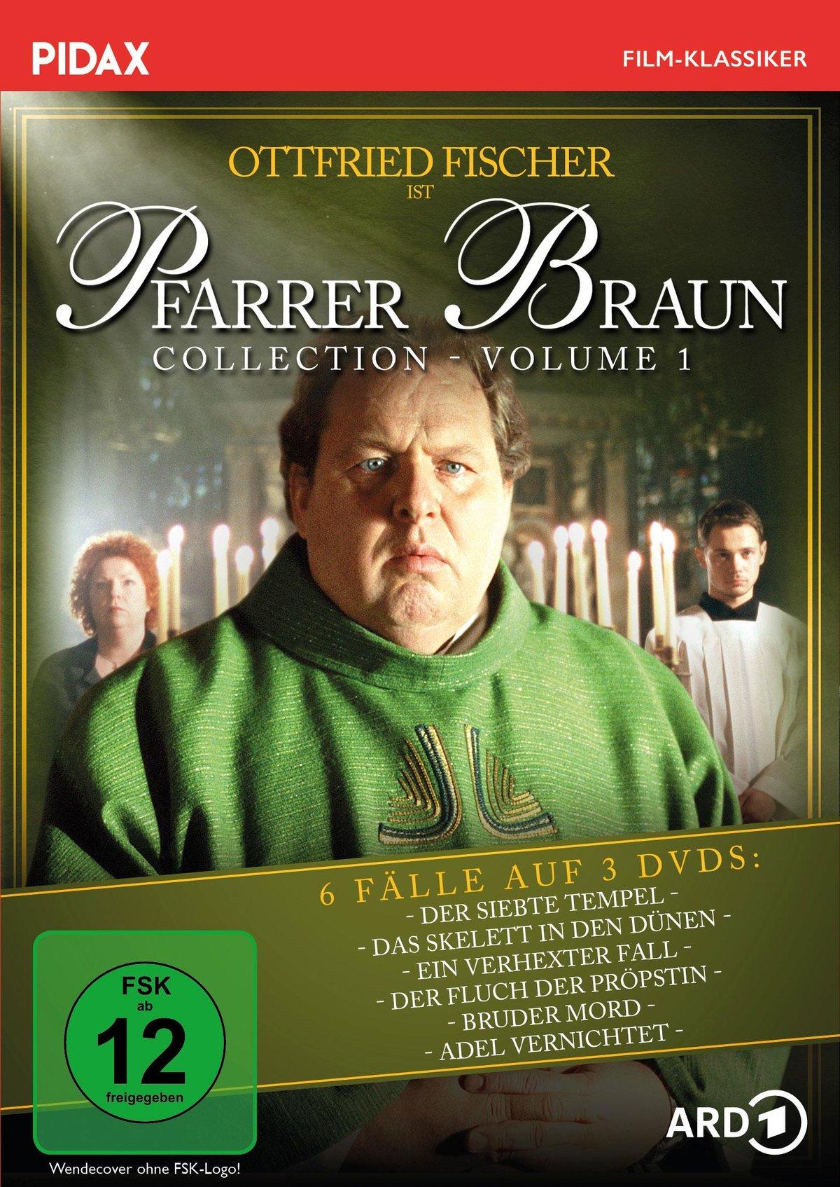Pfarrer Braun Dvd