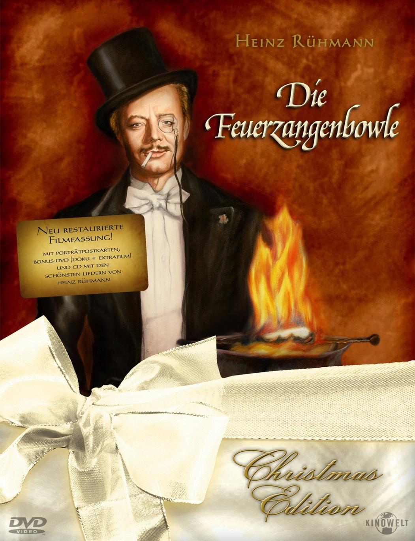 Die Feuerzangenbowle (Christmas Edition, 2 DVDs + Audio-CD
