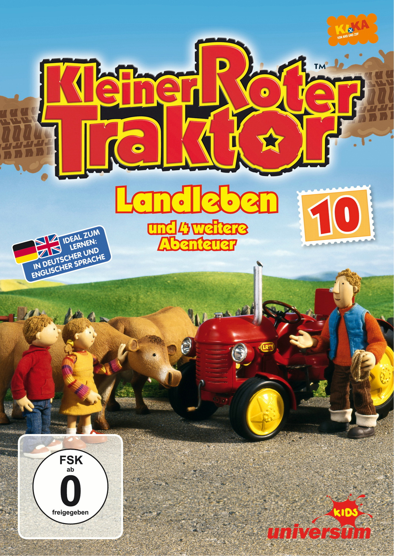 kleiner roter traktor 10 - landleben - russell haigh, dave